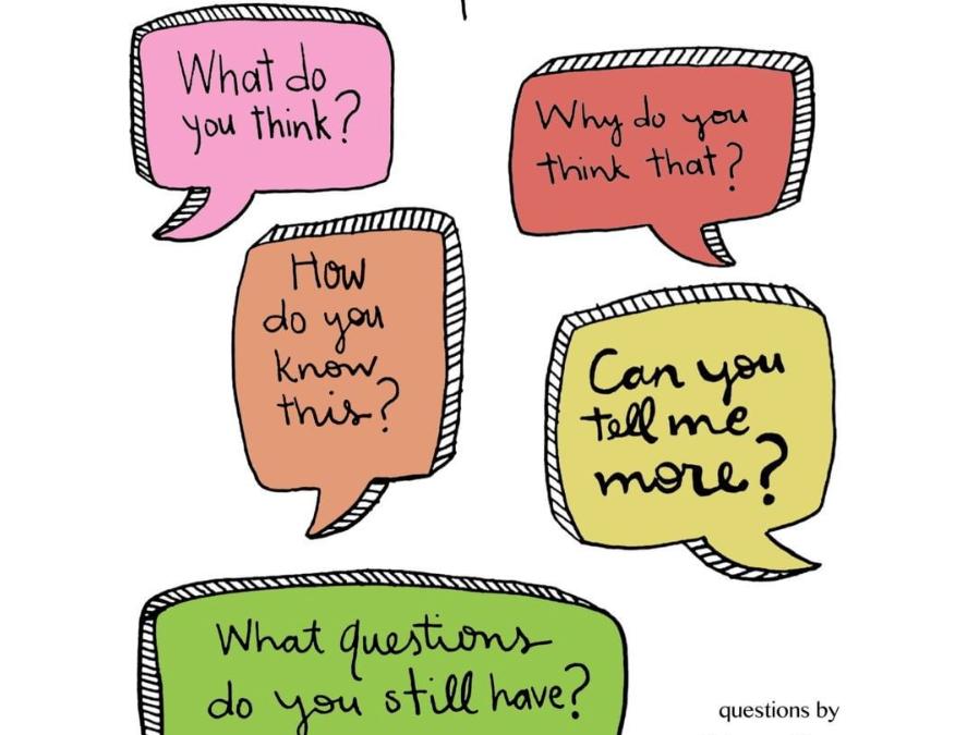 Listening Skills – printable reminder