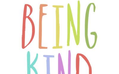 Catch them being Kind – kindness challenge – positive parenting – self esteem building